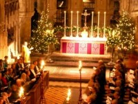 carol service - church services - christmas - community - my sheen village