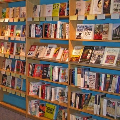 Bookshelves - books on health - health and fitness - my sheen village
