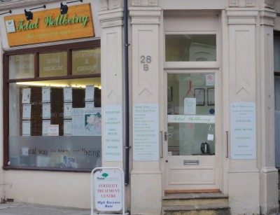 Total Wellbeing shopfront