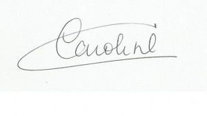 My Sheen Villahe - Health - Dr Carolins's signature
