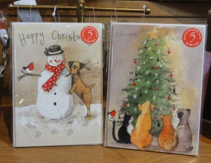 My Sheen Village - Kew Shops - Tripped Cards and Gifts - Christmas cards