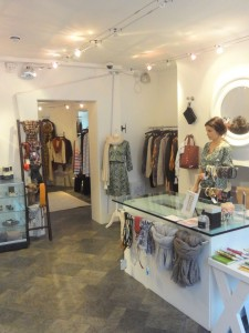 My Sheen Village - Shopping in Richmond - Feather and Stitch - Interior