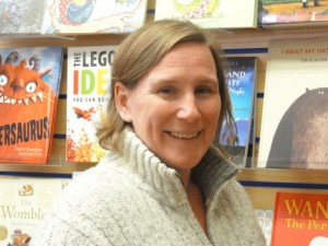 My Sheen Village - Kew Shops - Kew Bookshop - Owner, Isla Dawes
