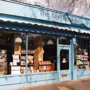 My Sheen Village - Kew Shops - Kew Bookshop - Exterior