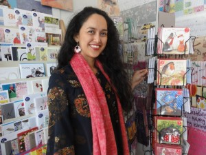 My Sheen Village - Kew Shops - Tripped Cards and Gifts - Joint Owner, Noemia
