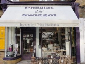 My Sheen Village - Shopping in Richmond - Philglas and Swggot - shop front