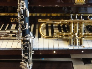 My SheenVillage - Kew Shops - ABC Music - Piano brass and wind instruments
