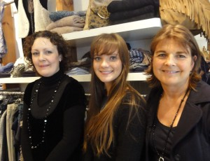 My Sheen Village - Shopping in Sheen - Cover Up - Sarah Milton and assistants