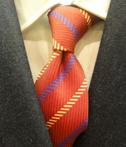 My Sheen Village - Local News and Information - St Valentine's Day - Gifts for Men - Palmer - Red Tie