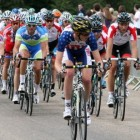 My Sheen Village - Local News and Information - Sports and Exercies - London Surrey Cycle Race - The-peleton-chasing-hard