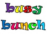 Busy Bunch logo - Creative activities for kids - Just Kids - My Sheen Village