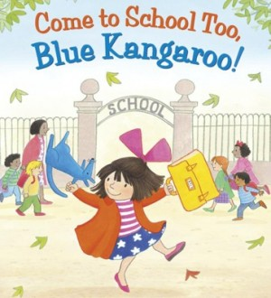 Blue Kangaroo - Youth Programme - Richmond Literature Festival - activities and events - my sheen village